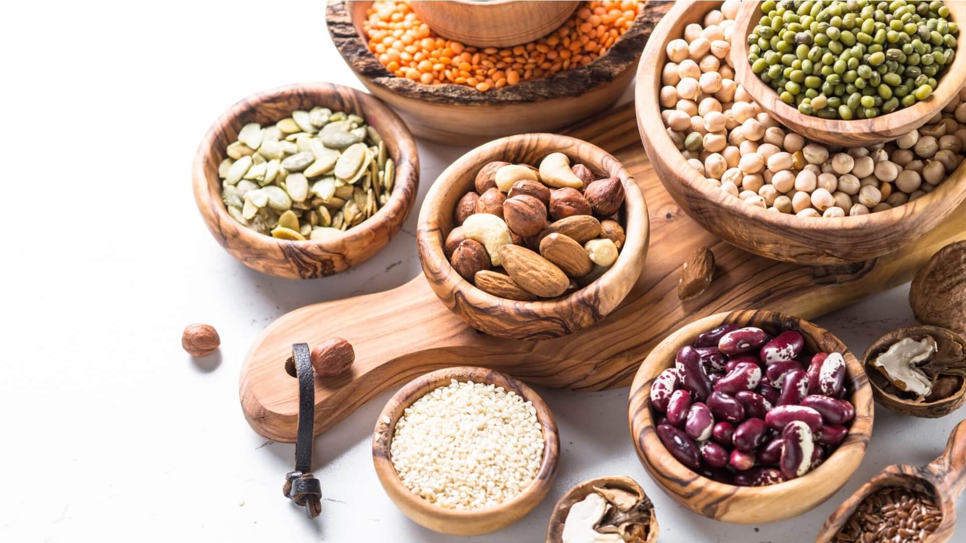 hvilke fødevarer indeholder protein