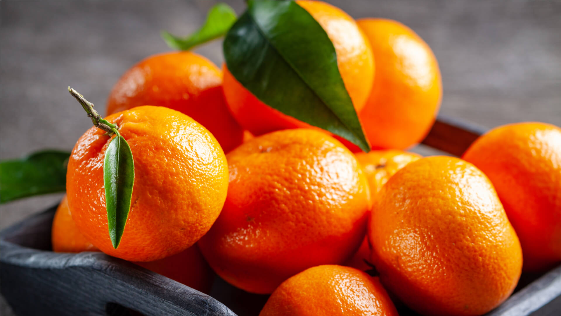 Klementiner, mandariner og appelsiner