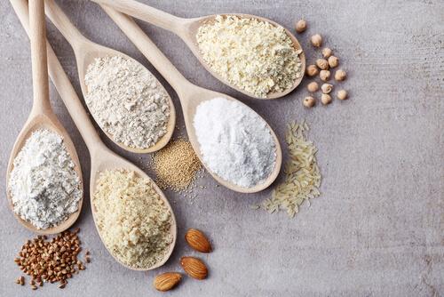 naturlig glutenfri mad
