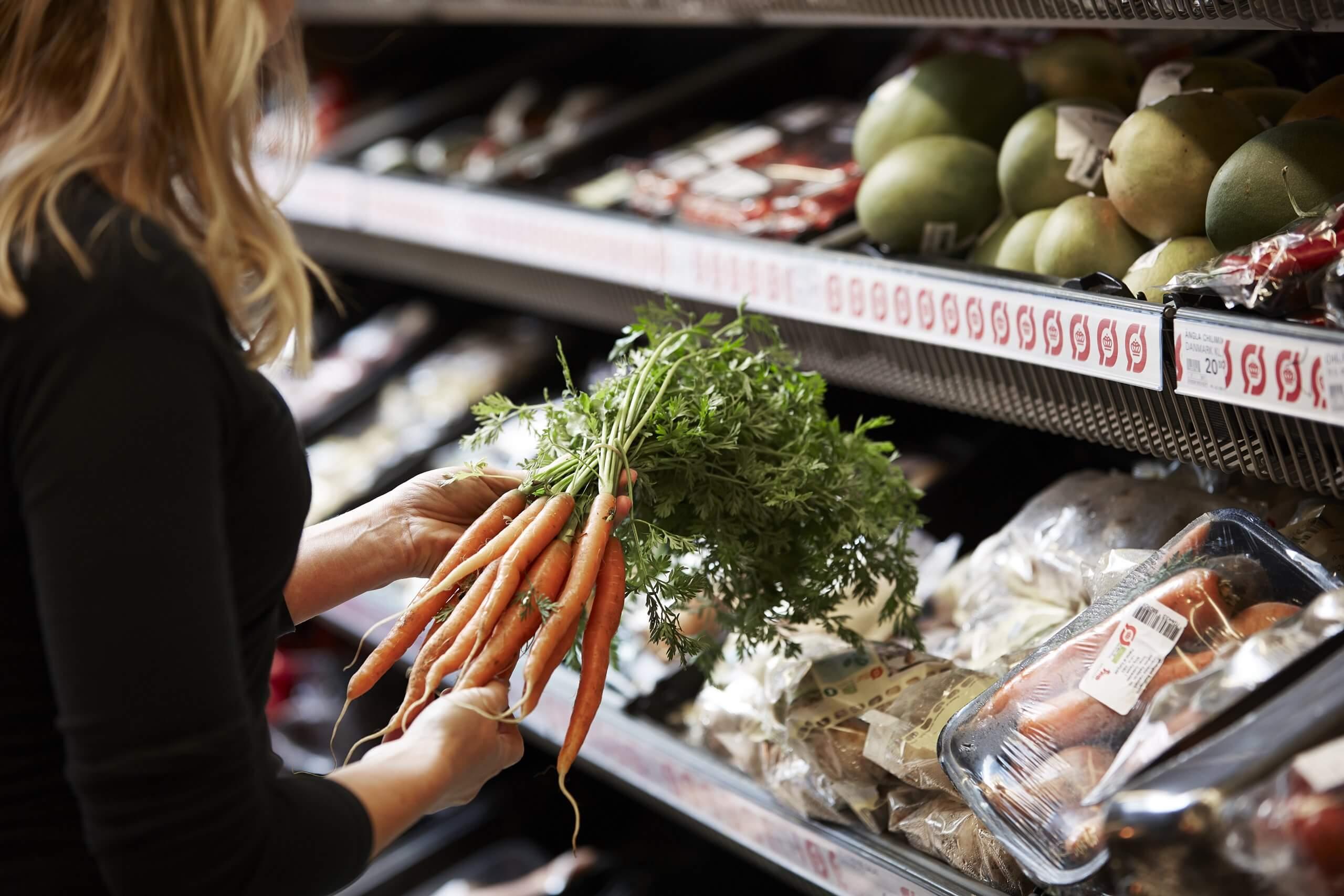 økologiske fødevarer, økologisk landsforening