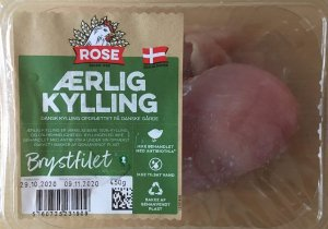konventionel kylling, Rose, Ærlig kylling