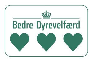 Bedre dyrevelfærd, det officielle danske dyrevelfærdsmærke