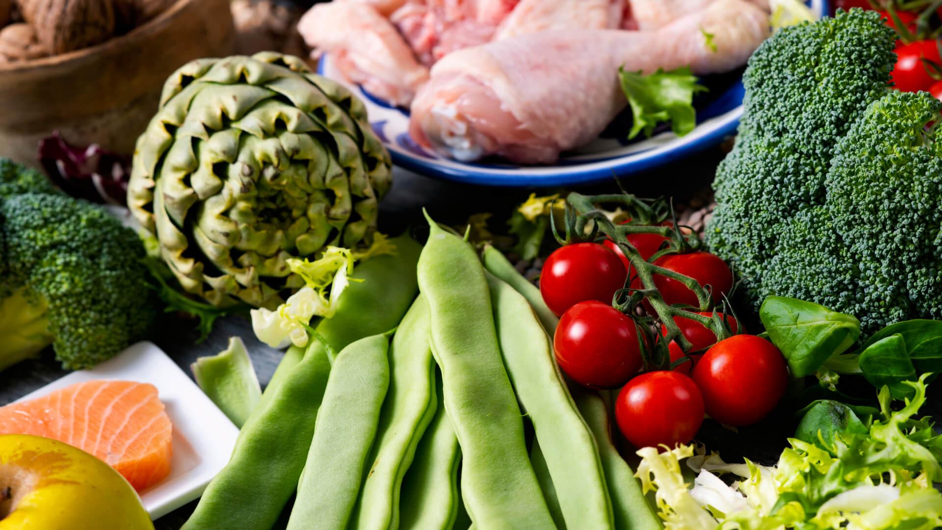 klimavenlige fødevarer