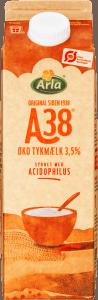 A38, tykmælk, arla, øko