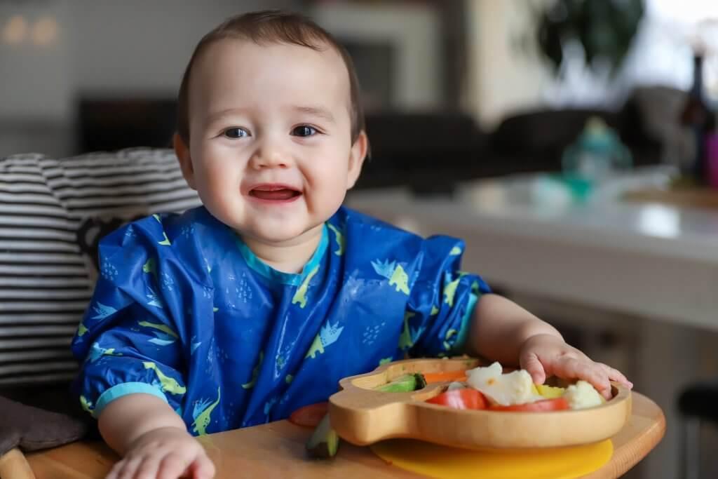 mad til små børn