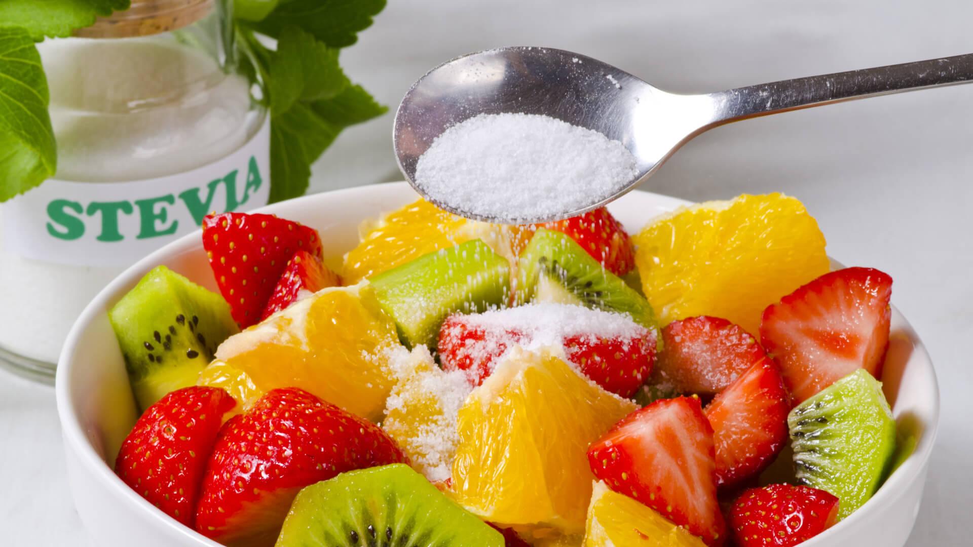 Stevia som sukkererstatning
